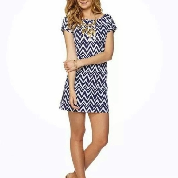 Lilly Pulitzer Dresses & Skirts - Lilly Pulitzer Palmer get your chev on dress